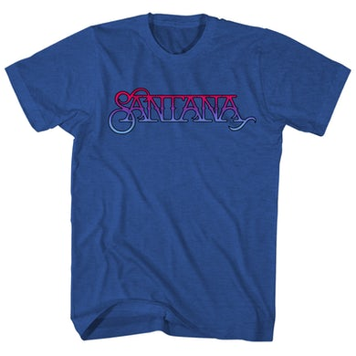 Santana T-Shirt | Ombré Logo Santana Shirt