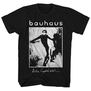 T-Shirt | Bela Lugosi's Dead Bauhaus Shirt