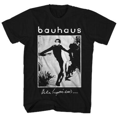 Bauhaus T-Shirt | Bela Lugosi's Dead Bauhaus Shirt