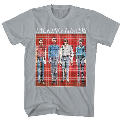 Talking Heads T-Shirt | More Songs About Buildings And Food Album Art Talking Heads Shirt