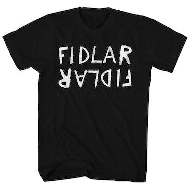 Fidlar T-Shirt | Opposite Facing Logos Fidlar Shirt