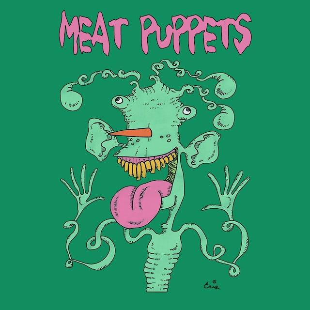 Meat Puppets T-Shirt   Monster Meat Puppets Shirt