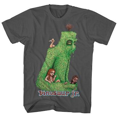 Dinosaur Jr. T-Shirt   Farm Album Art Dinosaur Jr. Shirt