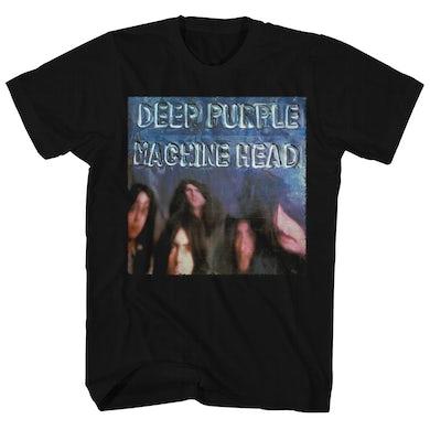 Deep Purple T-Shirt | Machine Head Album Art Deep Purple Shirt