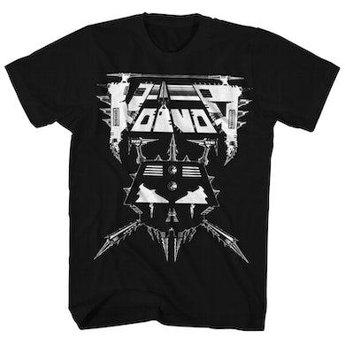 Voivod T-Shirt | Korgull Cyborg Mascot Logo Voivod Shirt