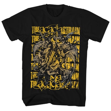 Acacia Strain T-Shirt   Rip You To Shreds The Acacia Strain Shirt