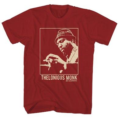 Thelonious Monk T-Shirt | Portrait Thelonious Monk Shirt
