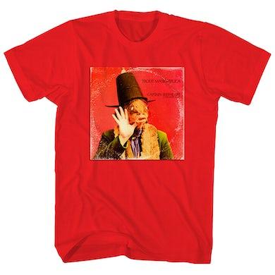 Captain Beefheart T-Shirt | Trout Mask Replica Album Art Captain Beefheart Shirt