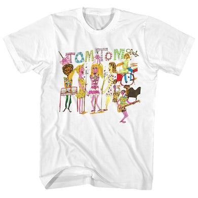 Tom Tom Club T-Shirt | Tom Tom Club Album Art Tom Tom Club Shirt