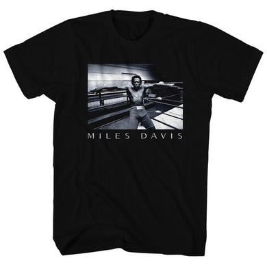 Miles Davis T-Shirt | Tune Up Miles Davis Shirt
