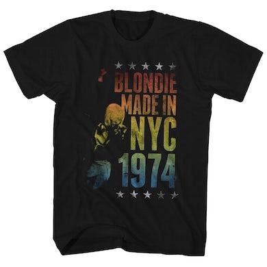 Blondie T-Shirt | Made In NYC 1974 Blondie Shirt