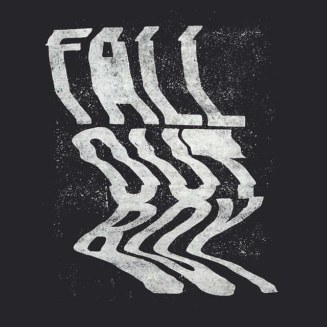 Fall Out Boy T-Shirt   Warped Band Logo Fall Out Boy Shirt