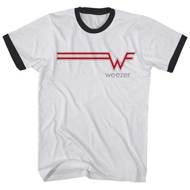 Weezer T-Shirt | Band Logo Weezer Shirt