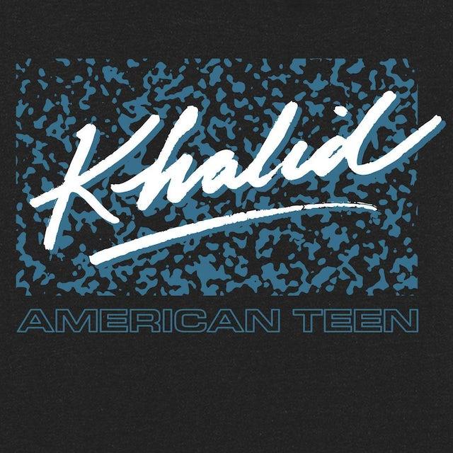 Khalid Hoodie   American Teen Limited Edition Heather Khalid Hoodie