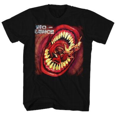Vio-lence T-Shirt | Eternal Nightmare Album Art Vio-lence Shirt