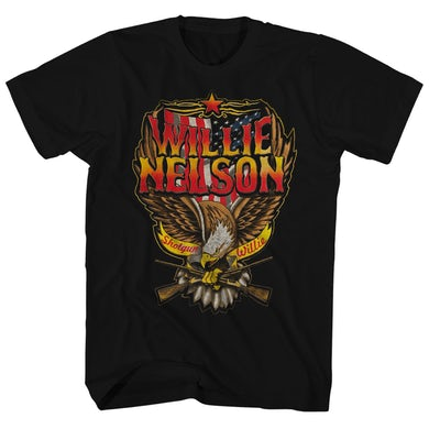 T-Shirt | Shotgun Willie Nelson Shirt