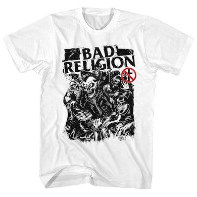 Bad Religion T-Shirt | Mosh Pit Bad Religion Shirt