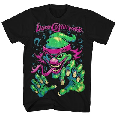 T-Shirt | Iconic Bodies Woo Insane Clown Posse Shirt