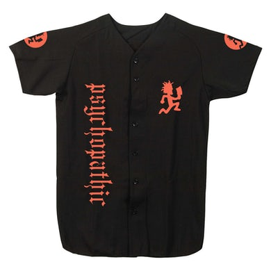 Button Down Jersey | Psychopathic Insane Clown Posse Jersey