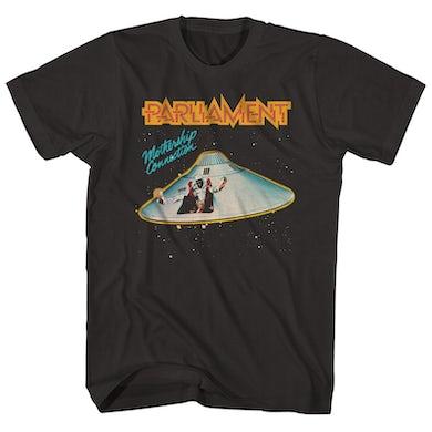 Parliament T-Shirt | Mothership Connection Album Cover Parliament Shirt