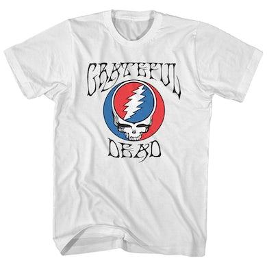 Grateful Dead T-Shirt | Steal Your Face Logo Grateful Dead Shirt