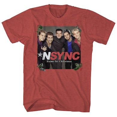 T-Shirt | Home For Christmas *NSYNC Shirt
