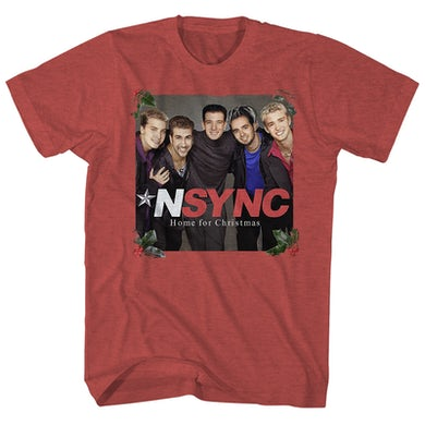 *NSYNC T-Shirt | Home For Christmas *NSYNC Shirt