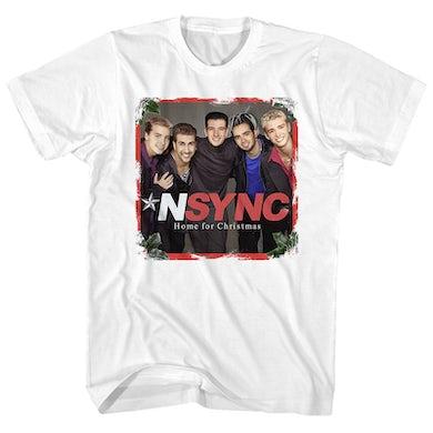 *NSYNC T-Shirt | Home For Christmas Album Art *NSYNC Shirt
