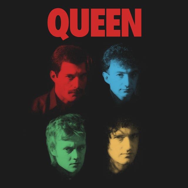 Queen T-Shirt   Hot Space Album Art Queen Shirt