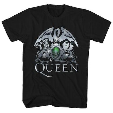 Metal Crest Logo Shirt