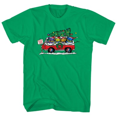 Grateful Dead Holiday T-Shirt | Steal Your Christmas Tree Grateful Dead Shirt