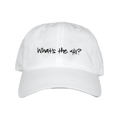 What's The 411 Signature Hat