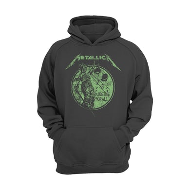 Justice For All Neon Hoodie