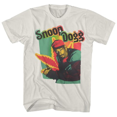 Snoop Dogg T-Shirt   Rasta Long Beach Snoop Dogg Shirt