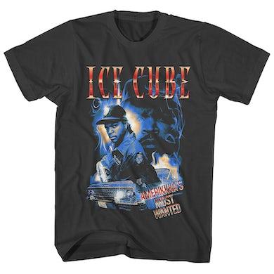 Ice Cube T-Shirt | AmeriKKKa's Most Wanted Ice Cube Shirt