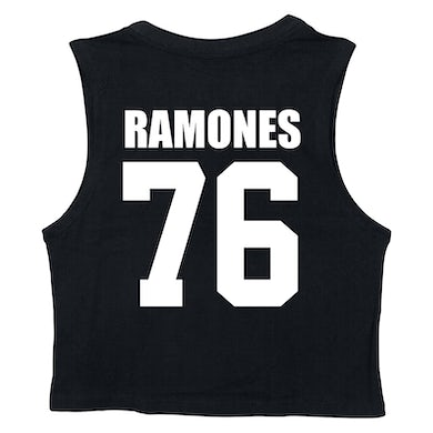 76 Jersey-Style Tank Top