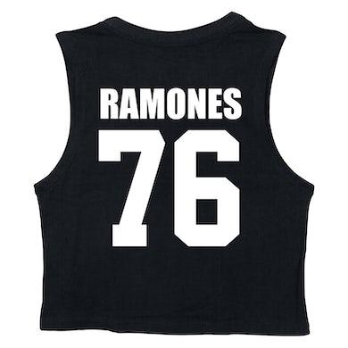 Ramones Women's Tank Top | 76 Jersey-Style Ramones Tank Top