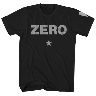 The Smashing Pumpkins T-Shirt | Zero Star Logo The Smashing Pumpkins Shirt