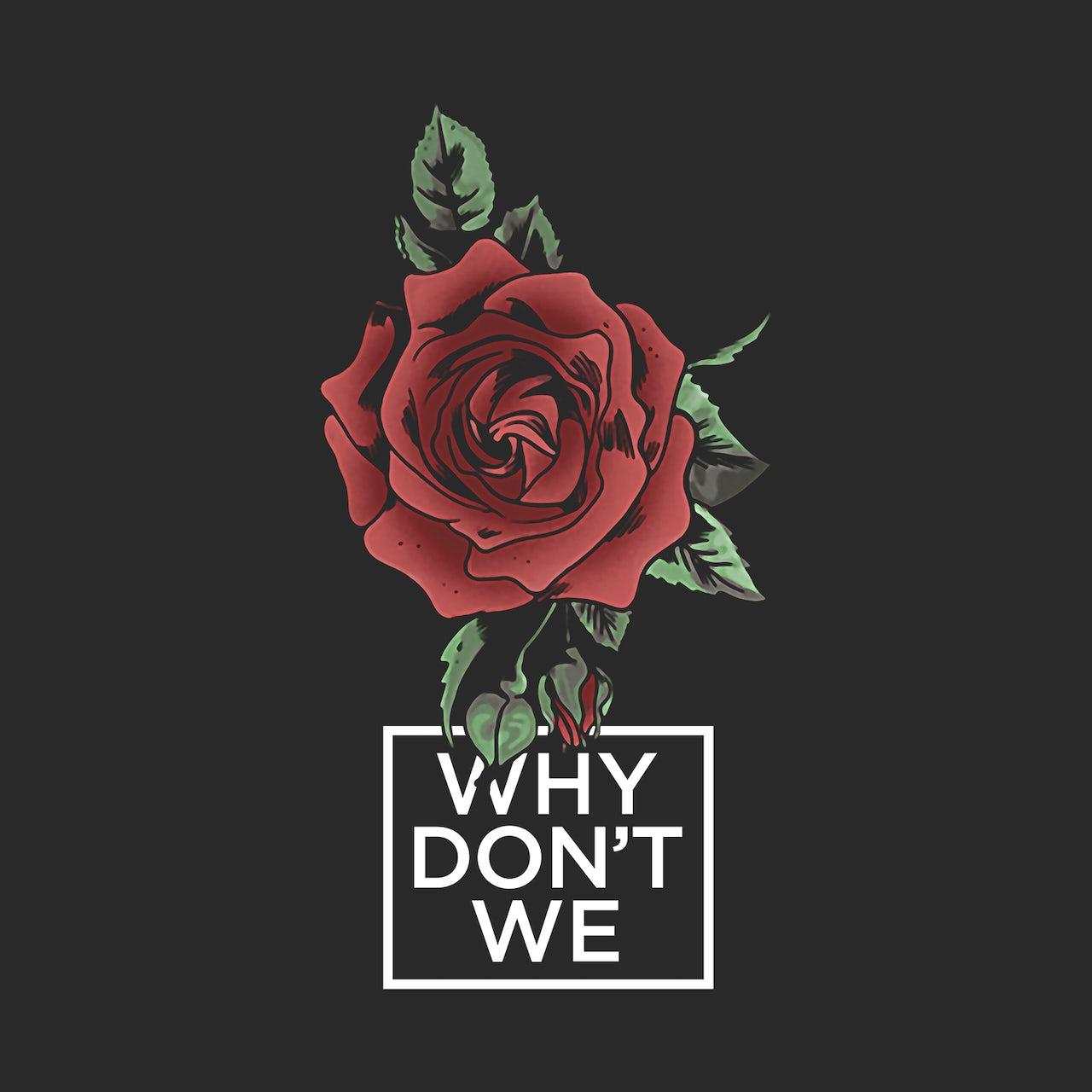 Why Don't We Rose Logo Shirt