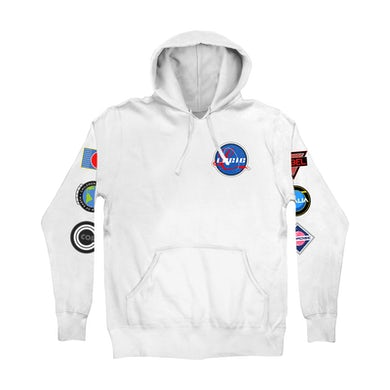 Space Patch NASA-Inspired Logo Hoodie