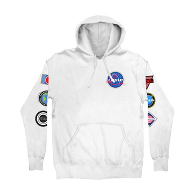 Logic Hoodie | Space Patch NASA-Inspired Logo Logic Hoodie