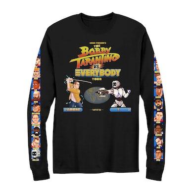 Bobby Tarantino VS Everybody Tour Long Sleeve Shirt
