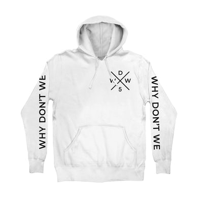 Hoodie | WDW5 Criss Cross Iconic Why Don't We Hoodie