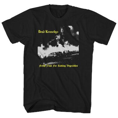 Dead Kennedys T-Shirt | Fresh Fruit for Rotting Vegetables Album Art Dead Kennedys Shirt