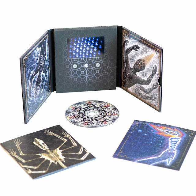Tool Bundle | Fear Inoculum Deluxe Edition CD & Lateralus T-Shirt