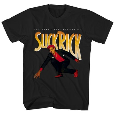 Slick Rick T-Shirt | 30th Anniversary Slick Rick Shirt