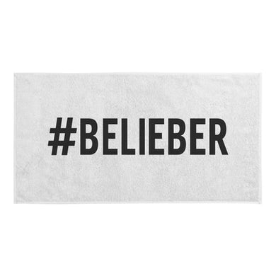 #Belieber Towel
