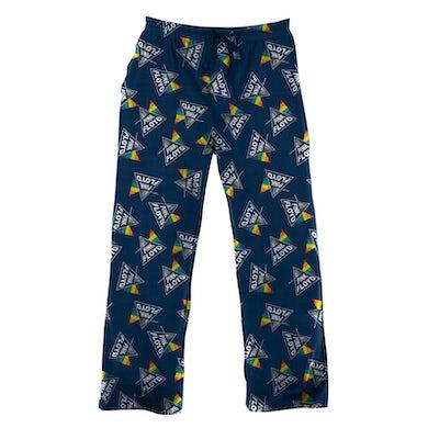 Pink Floyd Pants | Rainbow Prism Pajama Pink Floyd Pants