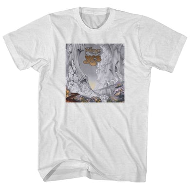 Yes T-Shirt | Relayer Official Album Art Cover Yes T-Shirt