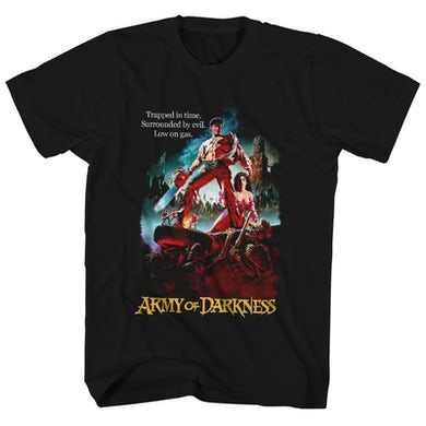 Army of Darkness T-Shirt | Official Movie Cover Army of Darkness Shirt